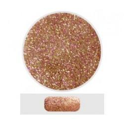 Glitterový akryl pudr 5 ml č.5 - fialovozlatý