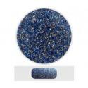 Glitterový akryl pudr 5 ml č.6 - tmavě modrý
