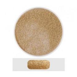 Glitterový akryl pudr 5 ml č.11 - zlatý