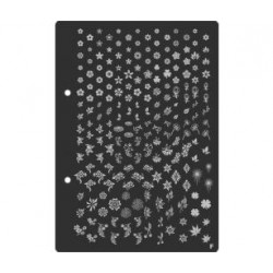 Deska na razítka XL - F