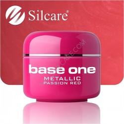 UV gel Base One Metallic 5 ml - Passion Red
