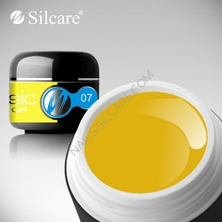 UV gel Basic Color gel 5 ml - 07 Yellow