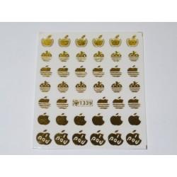 Vodolepka zlatá 15