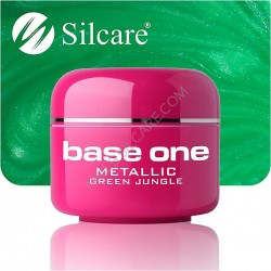 SILCARE UV gel Base One Metallic 5 ml - Light Pink