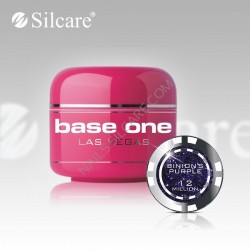 SILCARE Base One Las Vegas 5ml - 12.Binions Purple