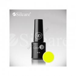 SILCARE Gel lak Color Line 6 ml - 91A