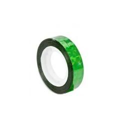 Páska lepící hologram - zelená_12mm x 2000mm