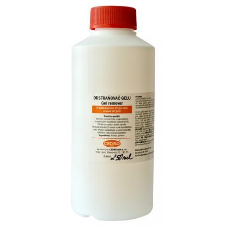 Odstraňovač UV gelu 250 ml
