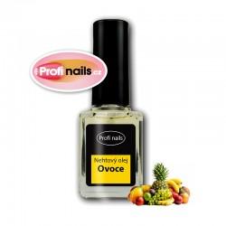 PROFI NAILS Výživný olejíček na nehty 10ml - Ovoce