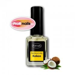 PROFI NAILS Výživný olejíček na nehty 10ml - Kokos