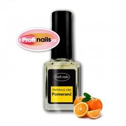PROFI NAILS Výživný olejíček na nehty 10ml - Pomeranč