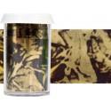 TRANSFER FOIL - nailartová dekorační folie 1,5m - GOLDFLAKES