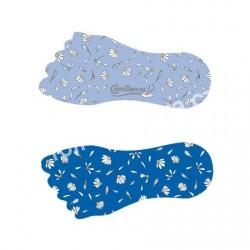 Pedice pilník stopa modrá 120/180