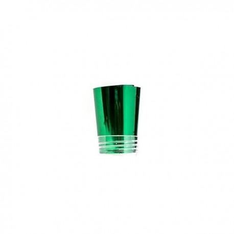 TRANSFER FOIL - nailartová dekorační folie 1,5m - GREEN