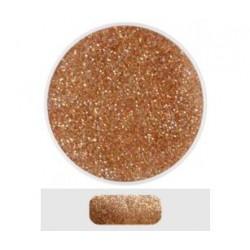 Glitterový akryl pudr 5 ml č.1 - bronzový
