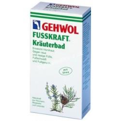 Bylinná koupel na nohy. Kód: 411 Výrobce: Gehwol Gehwol byl.koupel 400g