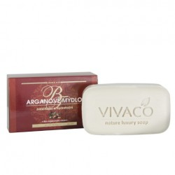 Toaletní mýdlo s Bio arganovým olejem BODY TIP