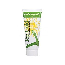 Top Gold peeling na nohy 400 ml