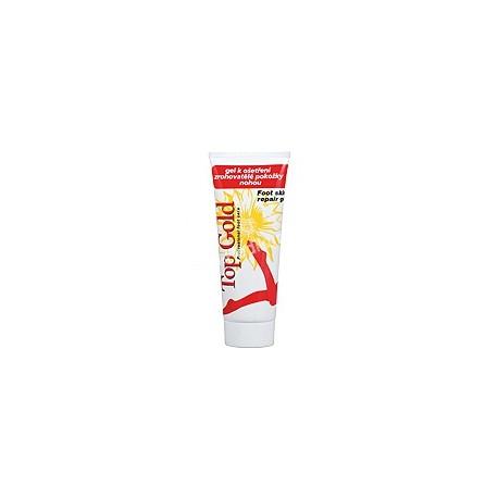 Top Gold gel k ošetření zrohovatělé pokožky nohou 100 ml