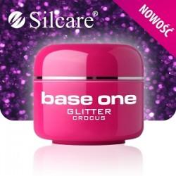 UV gel Base One Glitter 5 ml - Crocus
