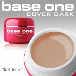 UV gel Base One - Cover Dark 15 ml
