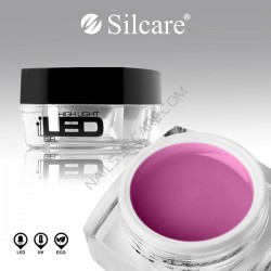 SILCARE LED gel Hight Light - Pink 15 ml