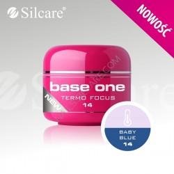 SILCARE Termo UV gel 5ml - 14.Baby Blue