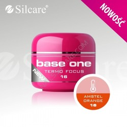 SILCARE Termo UV gel 5ml - 16.Amstel Orange