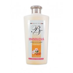 BODY TIP Mandlová olejová pěna do koupele