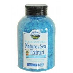 HERB EXTRACT Sůl do koupele s mořskými minerály