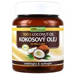 VIVAPHARM 100% BIO Kokosový olej