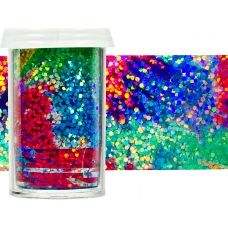 TRANSFER FOIL - nailartová dekorační folie 1,5m - OH MY GOOD!