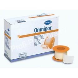 Omnipor hypoalergenní náplast 1.25cm x 5 m