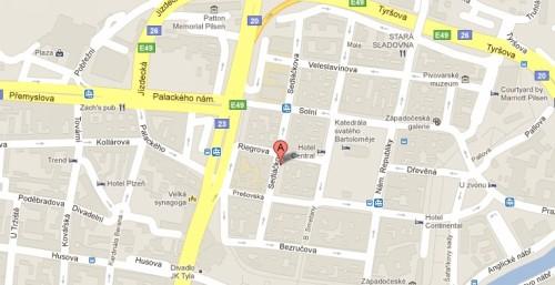 Studio Jennis mapa