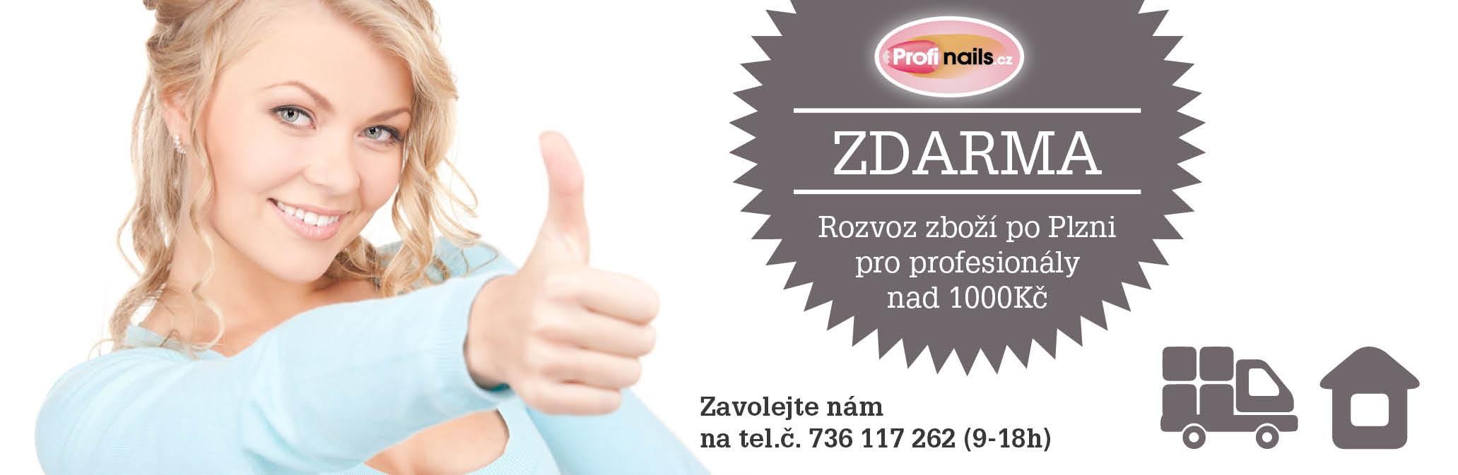Doprava zdarma po Plzni