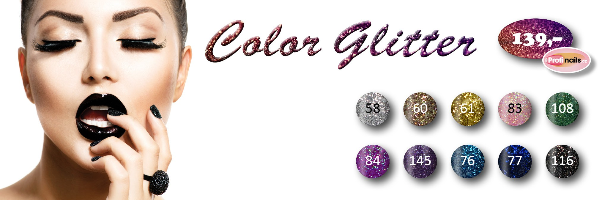 Color Gel Glitter